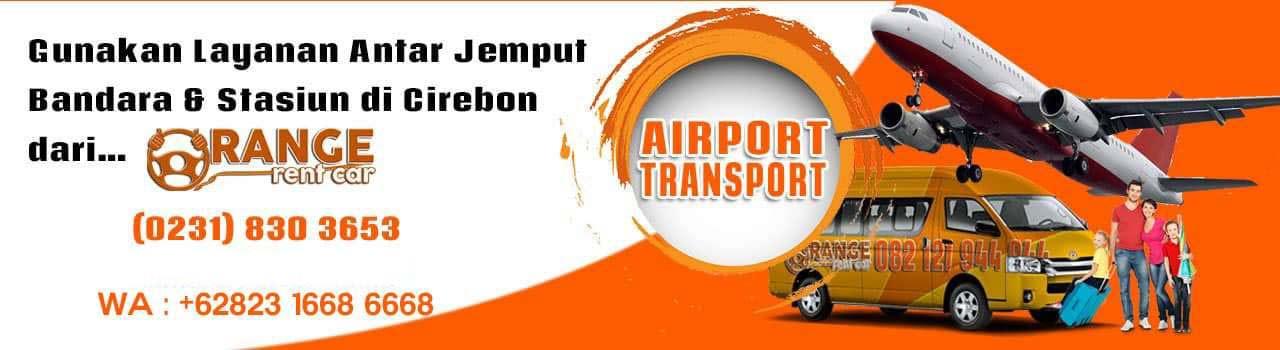 Layanan Antar Jemput Bandara