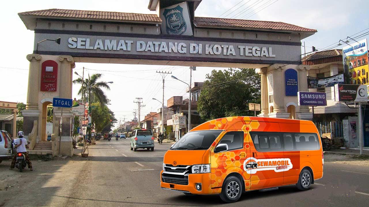 Rental Mobil Tegal