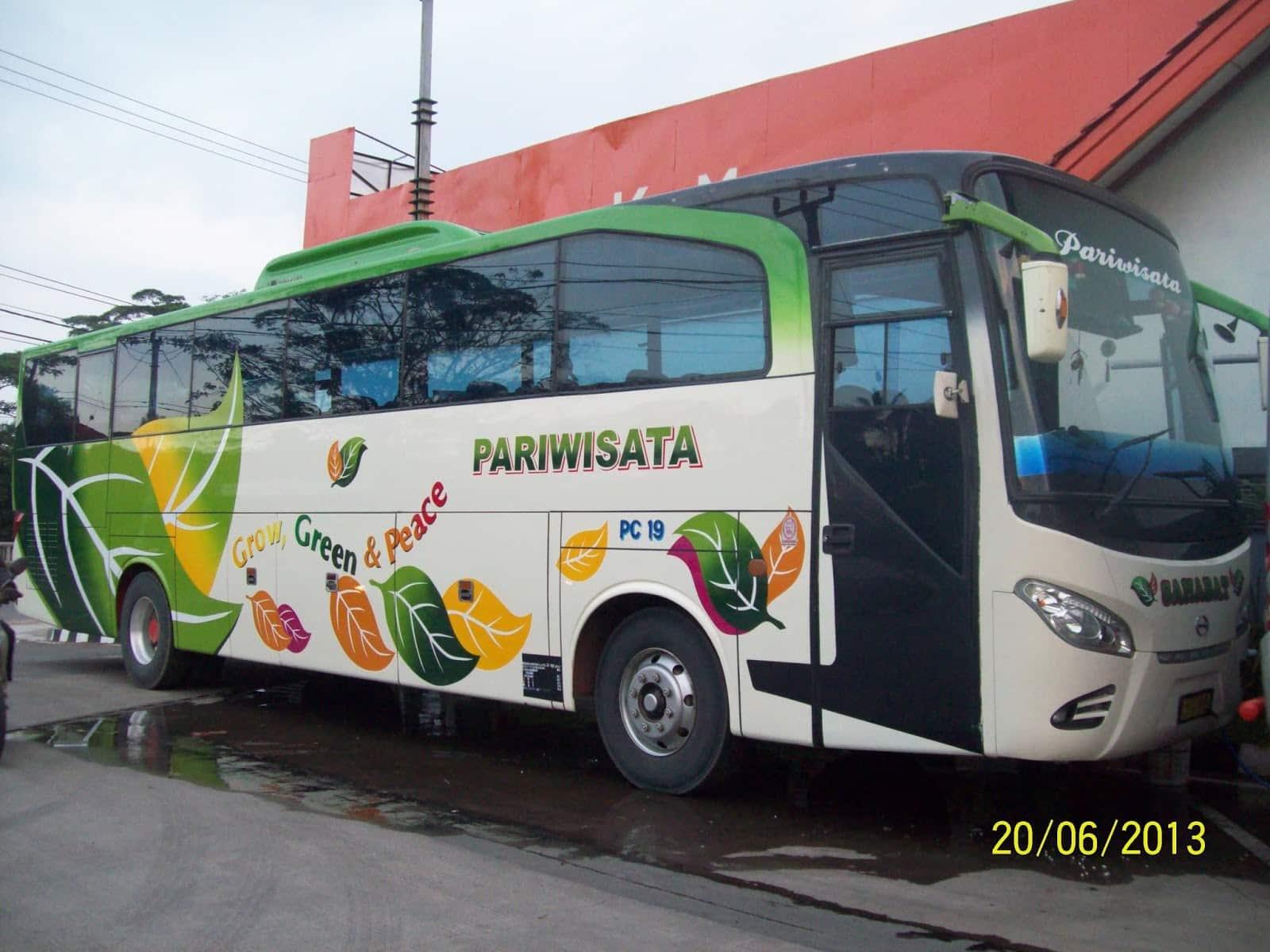 Sewa Bus Pariwisata Murah di Cirebon