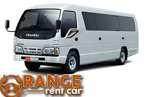 Sewa Minibus ELf Cirebon